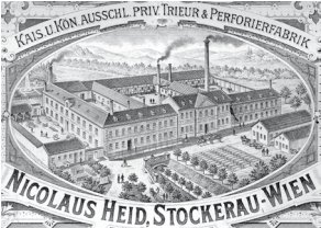 History of HEID Antriebstechnik GmbH & Co KG started as an independent company in January 1988 after splitting Heid AG into four different entities.