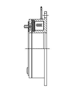 MCB - Electromagnetic Single-Diaphragm Brake Image