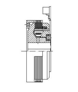 FOV - Electromagnetic Multi-Disc Clutch Image