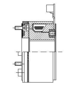FZVAM - Electromagnetic Diaphragm Tooth Clutch Image