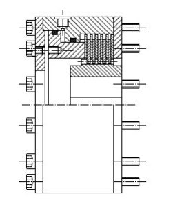 HLOB - Hydraulic Spring-Operated Multi-Disc Brake Image