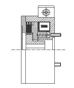 LMOBA - Electromagnetic Spring-Operated Multi-Disc Brake Image