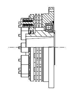 RLOS - Multi Disc - Overload Clutch Image
