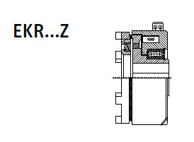 FZK-S - Electromagnetic Tooth Clutch Image
