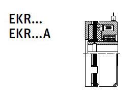 LKC-S - Electromagnetic Multi-Disc Clutch Image