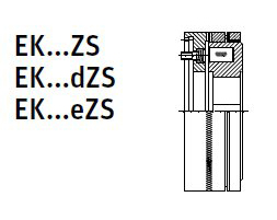 MZZ-S - Electromagnetic Slip Ring Tooth Clutch Image